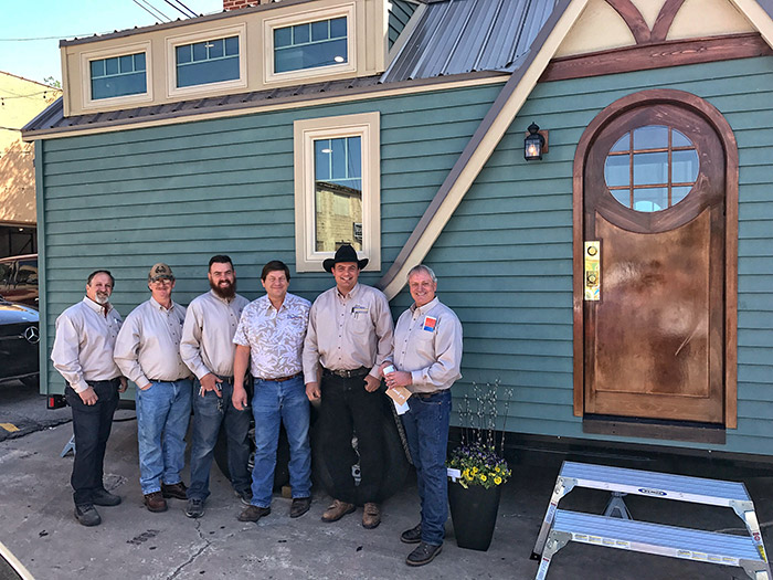 Tiny House Project - Odyssey Leadership Academy